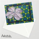 Clover 5x7 Greeting Card