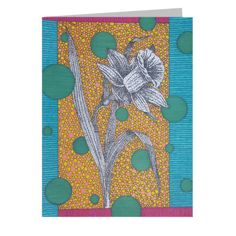 Daffodil 5x7 Greeting Card
