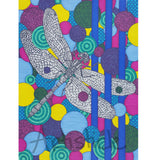 Dragonfly Note Cards, set of 6 blank cards with envelopes
