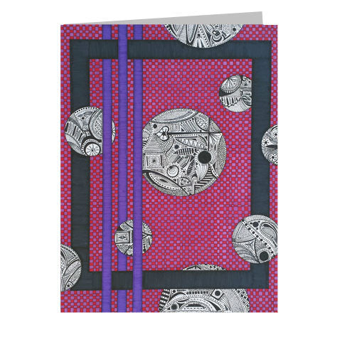 Doodle 5x7 Greeting Card