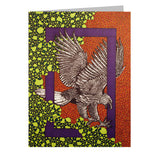 Eagle Note Cards, set of 6 blank cards with envelopes