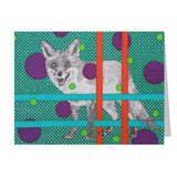 Fox Note Cards, set of 6 blank cards with envelopes