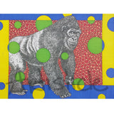 Gorilla 5x7 Greeting Card