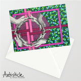 Hands 5x7 Greeting Card