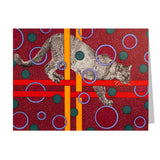 Cougar 5x7 Greeting Card