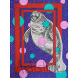Manatee Signed Art Print