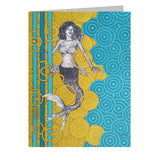 Mysty Mermaid 5x7 Greeting Card