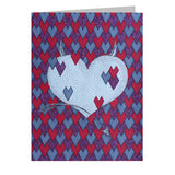 Naughty Valentine 5x7 Greeting Card