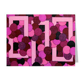 Pink 5x7 Greeting Card