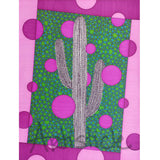 Saguaro Note Cards, set of 6 blank cards with envelopes