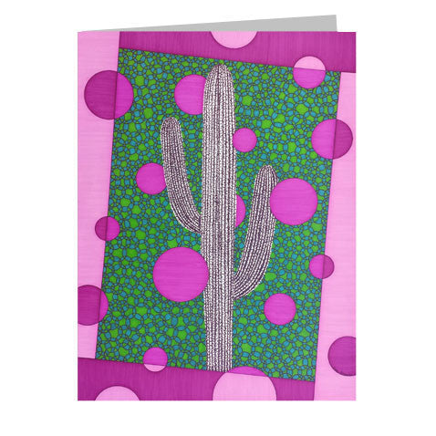Saguaro 5x7 Greeting Card