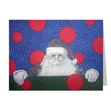 Santa 5x7 Greeting Card