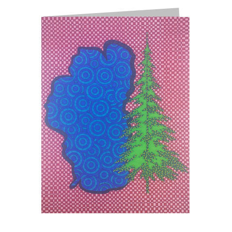 Lake Tahoe 5x7 Greeting Card