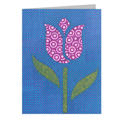 Tulip 5x7 Greeting Card
