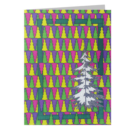 The Tree 5x7 Greeting Card