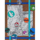 Utah 5x7 Greeting Card