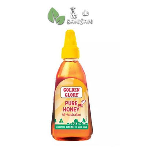 Penang Grocery Store Online Next Day Delivery is Offering Golden Glory Pure Honey (375g)