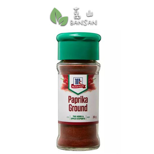 Penang Grocery Store Online Next Day Delivery is Offering McCormick Paprika Ground (30g)