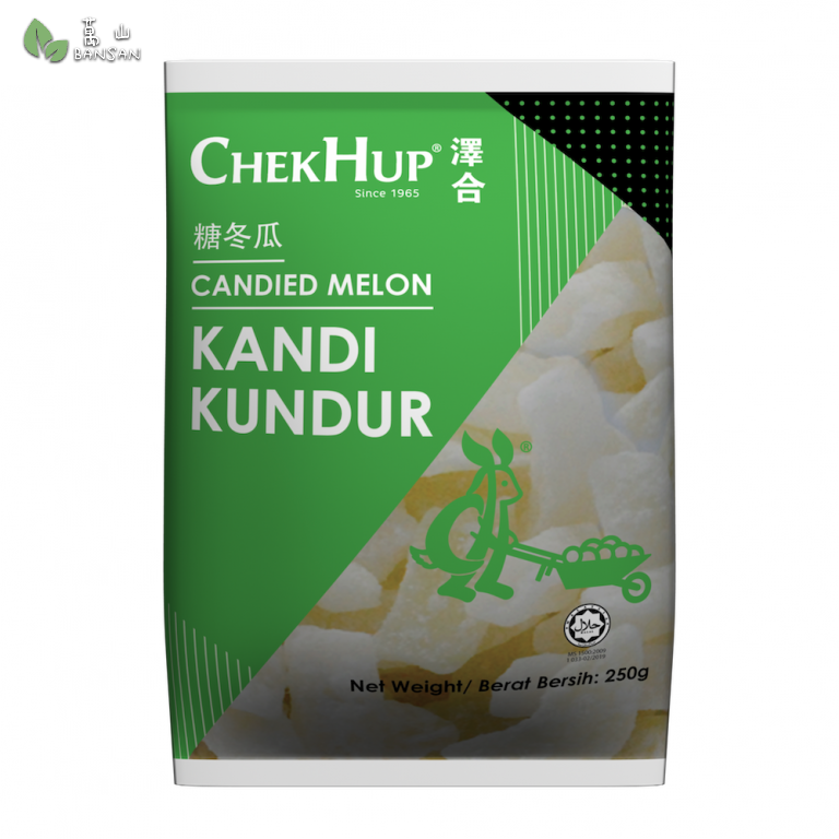 Penang Grocery Store Online Next Day Delivery is Offering Chek Hup Sweetened Melon 泽合冬瓜糖 (250g)