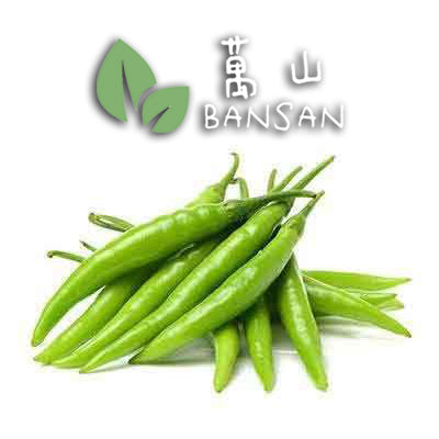 Penang Grocery Store Online Next Day Delivery is Offering Green Chili 青辣椒 (±200g ~10 Pcs)