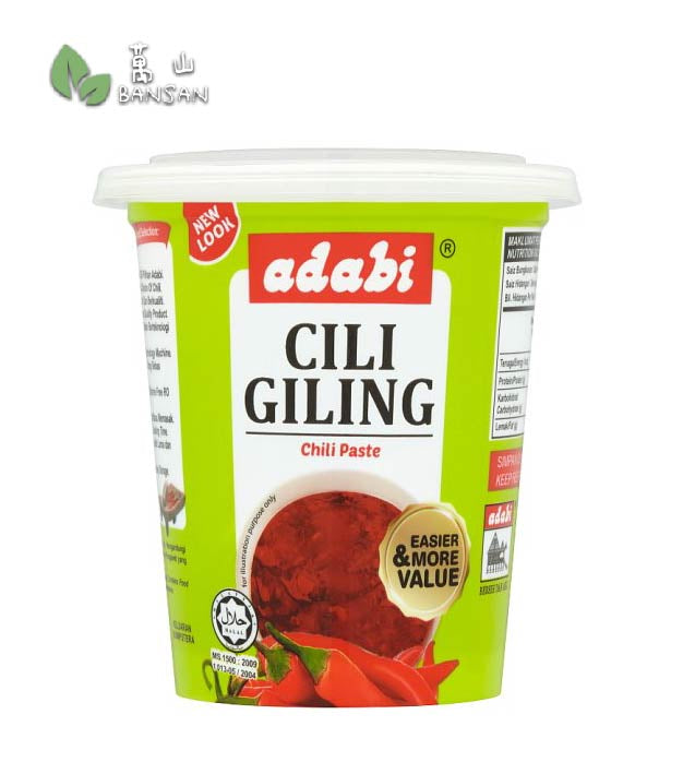 Penang Grocery Store Online Next Day Delivery is Offering Adabi Chili Paste [150g]