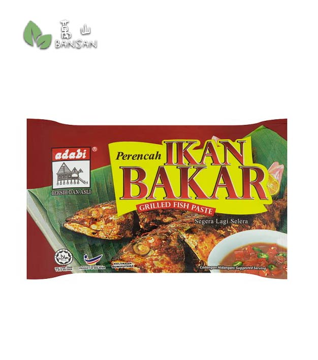 Penang Grocery Store Online Next Day Delivery is Offering Adabi Grilled Fish Paste [70g]