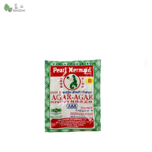 Pearl Mermaid Brand Agar Agar Powder 超级燕菜精(25g) - Bansan Penang