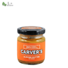 Penang Grocery Store Online Next Day Delivery is Offering Carver Almond Butter Smooth (180g)