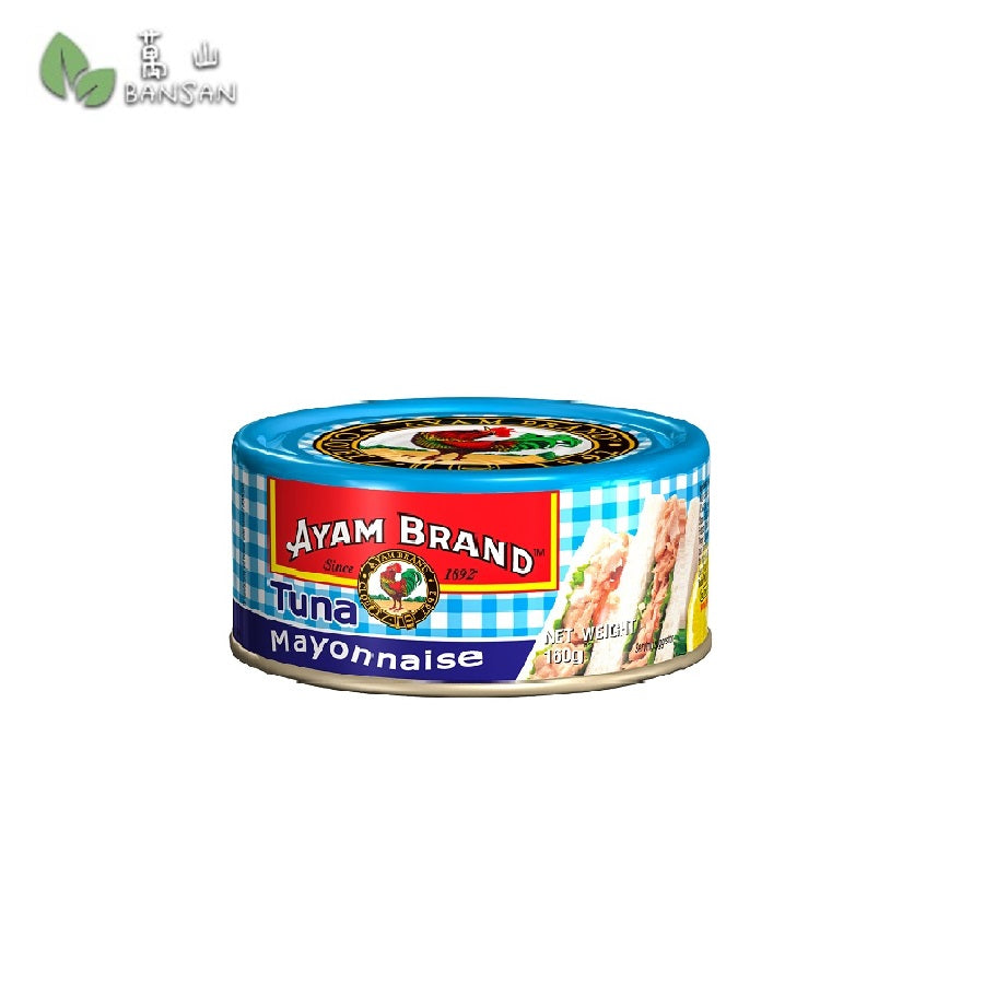Penang Grocery Store Online Next Day Delivery is Offering Ayam Brand Tuna Mayonnaise (160g)