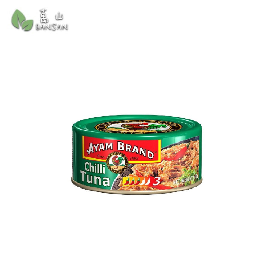 Penang Grocery Store Online Next Day Delivery is Offering Ayam Brand Tuna Mayonnaise Hot Spread (160g)