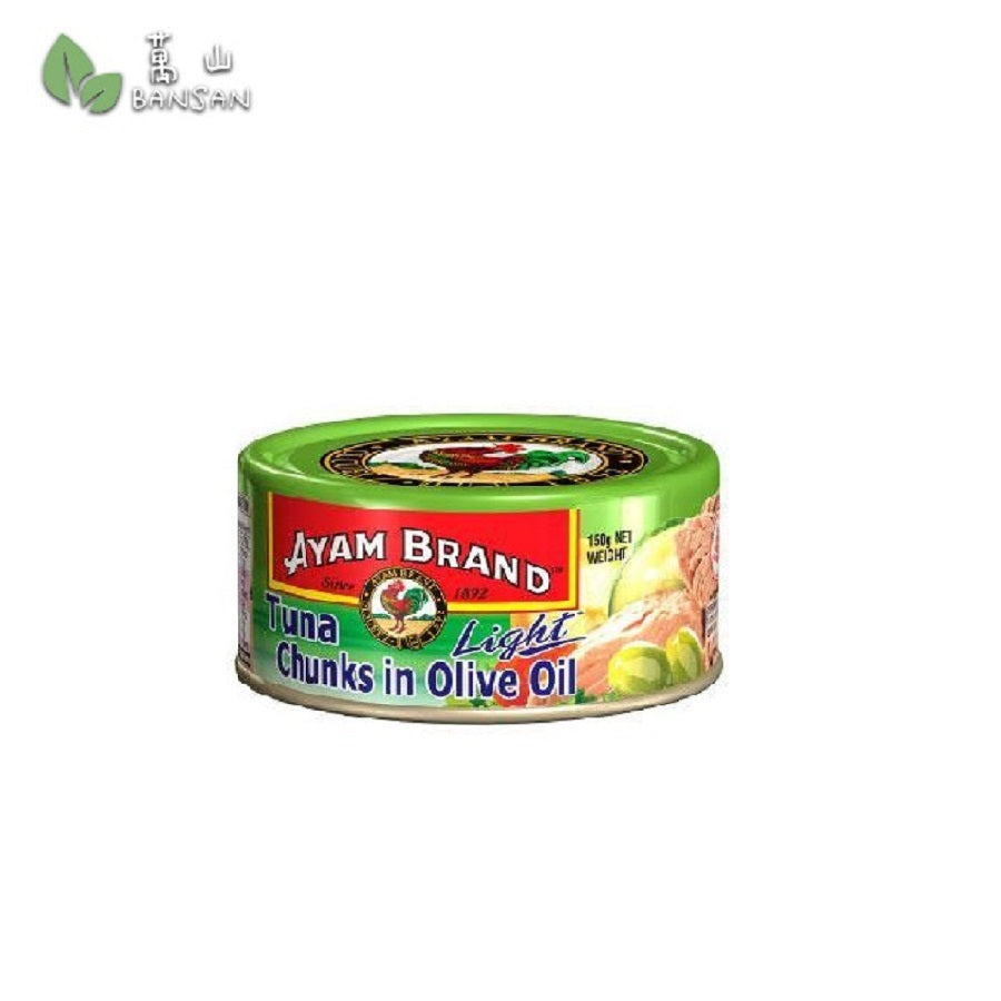 Penang Grocery Store Online Next Day Delivery is Offering Ayam Brand Tuna Chunks In Olive Oil (150g)
