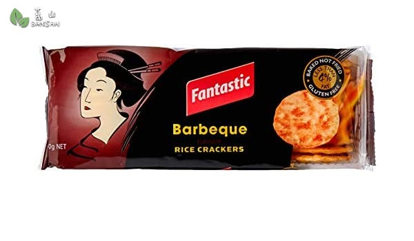 Penang Grocery Store Online Next Day Delivery is Offering Fanstastic Rice Cracker - BBQ (100g)