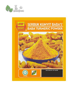 Penang Grocery Store Online Next Day Delivery is Offering Baba's Turmeric Powder