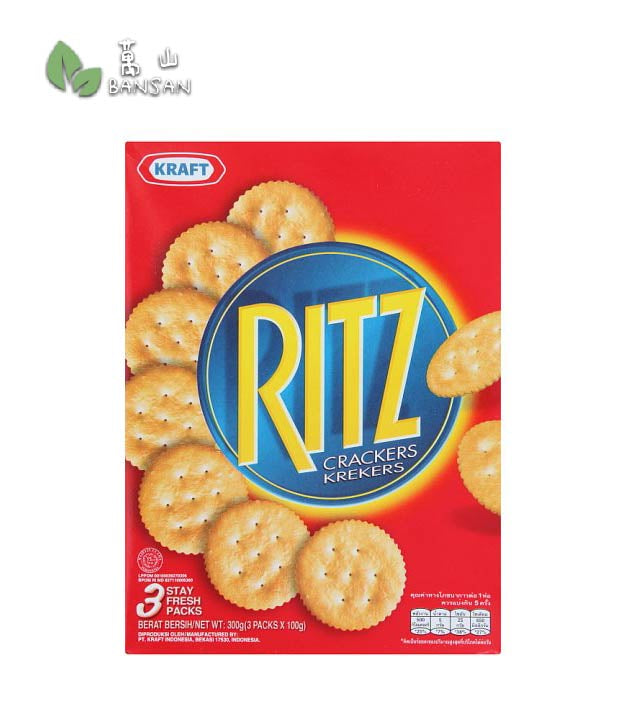 Penang Grocery Store Online Next Day Delivery is Offering Kraft Ritz Crackers [3 Packs x 100g]