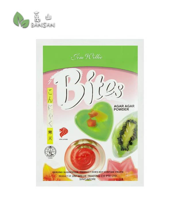 Penang Grocery Store Online Next Day Delivery is Offering Jim Willie Bites Agar Agar Powder [10g]