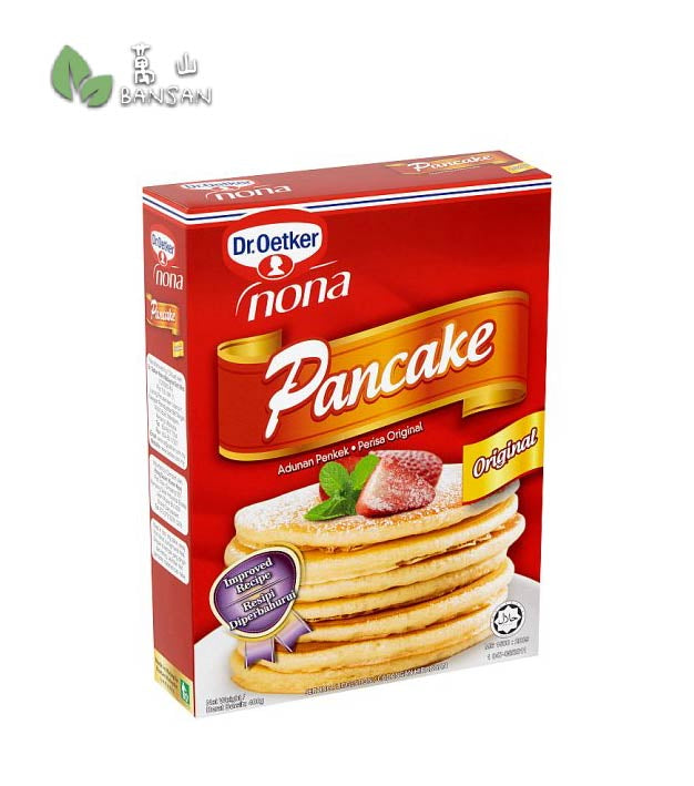 Penang Grocery Store Online Next Day Delivery is Offering Dr. Oetker Nona Original Pancake Mix [400g]