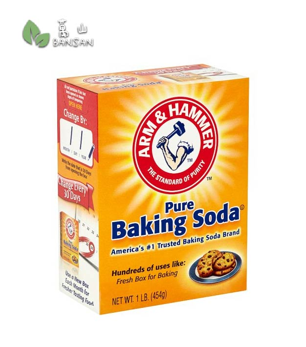 Penang Grocery Store Online Next Day Delivery is Offering Arm & Hammer Pure Baking Soda [454g]