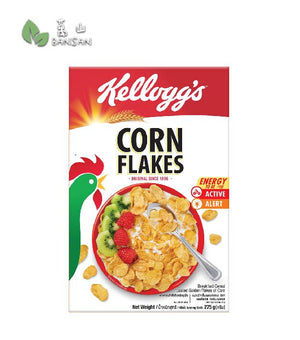 Penang Grocery Store Online Next Day Delivery is Offering Kellogg's Corn Flakes Breakfast Cereal