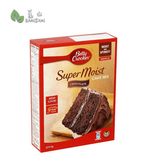 Penang Grocery Store Online Next Day Delivery is Offering Betty Crocker Chocolate Super Moist Cake Mix [430g]