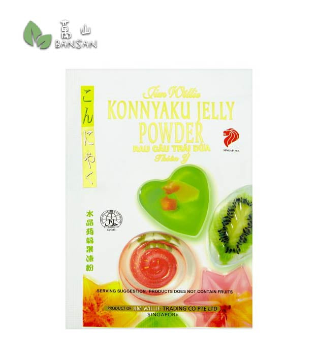 Penang Grocery Store Online Next Day Delivery is Offering Jim Willie Konnyaku Jelly Powder [10g]