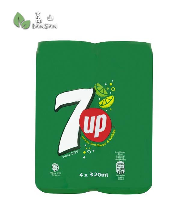 Penang Grocery Store Online Next Day Delivery is Offering 7UP [4 x 320ml]