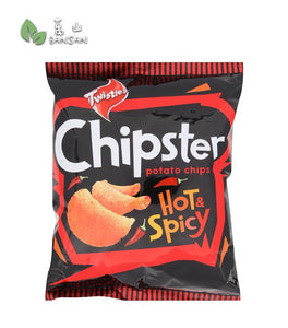 Twisties Chipster Hot & Spicy Potato Chips [60g] - Bansan Penang
