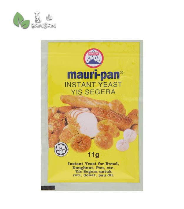 Penang Grocery Store Online Next Day Delivery is Offering Mauri-pan Instant Yeast [11g]