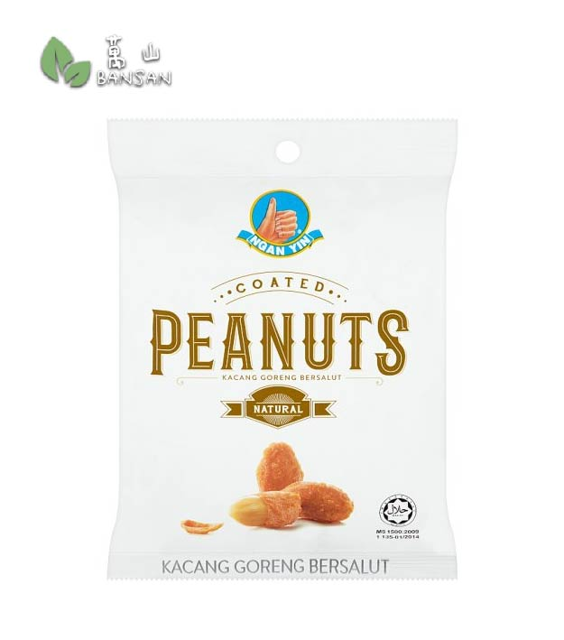 Penang Grocery Store Online Next Day Delivery is Offering Ngan Yin Hand Brand Coated Peanuts [130g]