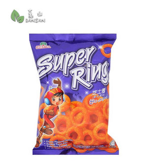 Penang Grocery Store Online Next Day Delivery is Offering Oriental Super Ring Cheese Snacks