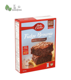 Penang Grocery Store Online Next Day Delivery is Offering Betty Crocker Double Chocolate Fudge Brownie Mix [430g]
