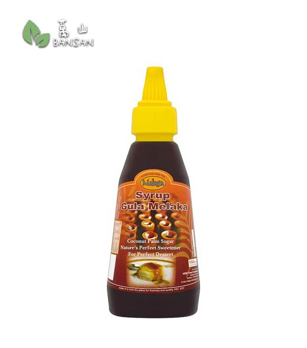 Penang Grocery Store Online Next Day Delivery is Offering Malaga Coconut Palm Sugar Syrup [375ml]