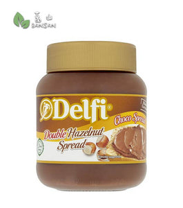Penang Grocery Store Online Next Day Delivery is Offering Delfi Double Hazelnut Choco Spread [350g]
