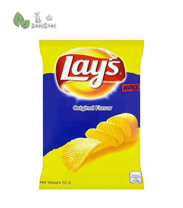 Penang Grocery Store Online Next Day Delivery is Offering Lay's Rock Original Flavour Potato Chips [52g]