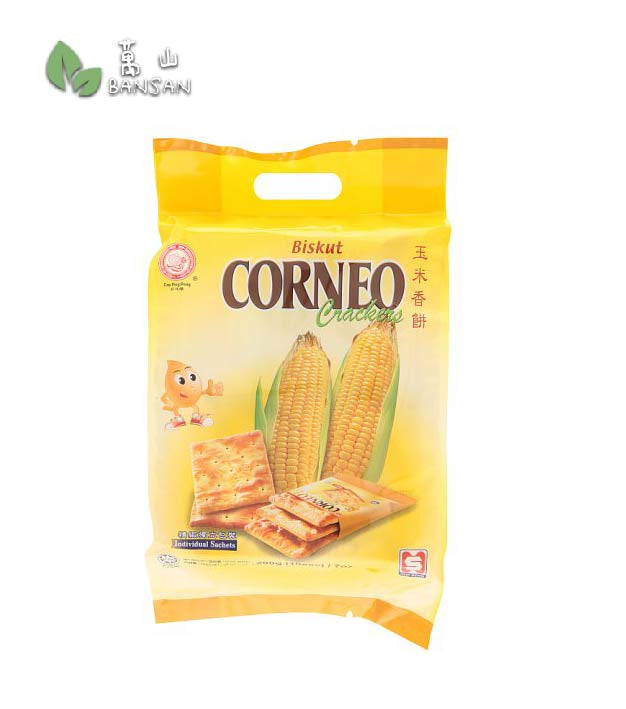 Penang Grocery Store Online Next Day Delivery is Offering Hup Seng Corneo Crackers 10 Sachets [200g]